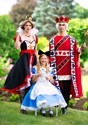 Men's Plus Size King of Hearts Costume 4