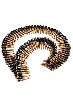 Molded Bullet Belt