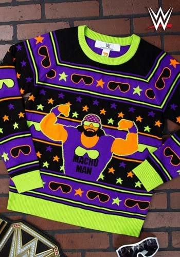 WWE Macho Man Ugly Christmas Sweater Update