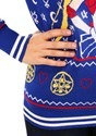 Adult Sailor Moon Fair Isle Ugly Christmas Sweater Alt 3