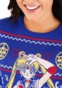 Adult Sailor Moon Fair Isle Ugly Christmas Sweater Alt 6