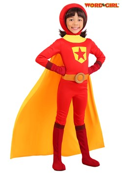 Word Girl Child Costume
