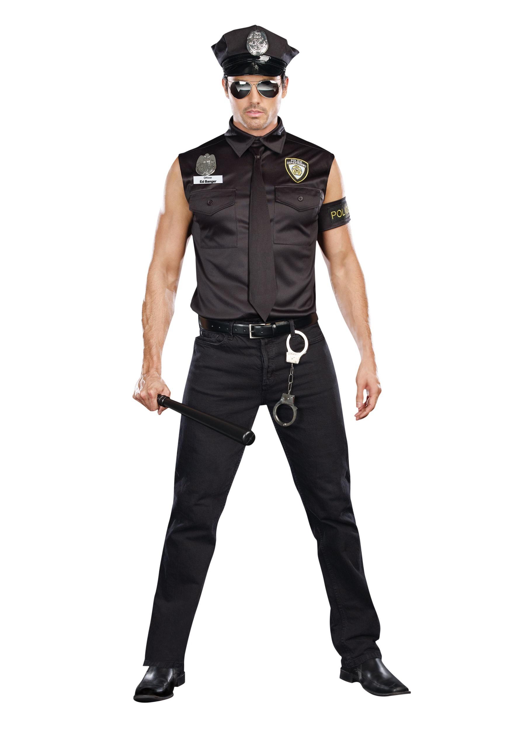 Sexy Gay Cop 85
