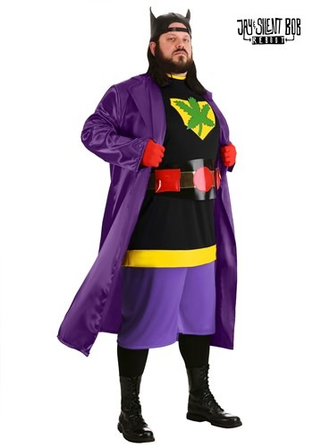 Bluntman Adult Plus Size Costume 1