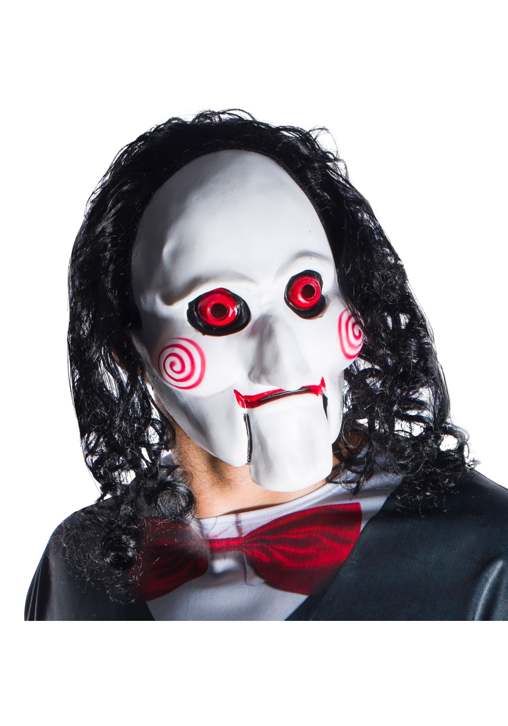 Adult Men's Jigsaw Billy Mask With Hair RU39207