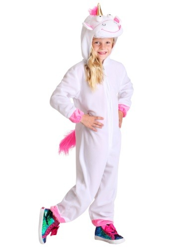 Click Here to buy Minions Fluffy Unicorn Girls Costume from HalloweenCostumes, CDN Funds