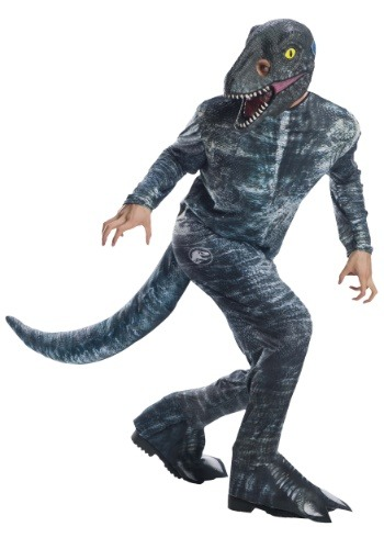 "Jurassic World 2 ""Blue"" Velociraptor Costume"