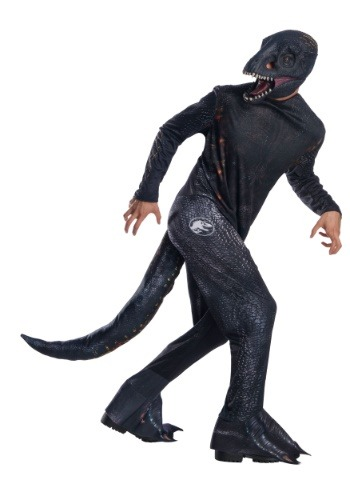 Adult Jurassic World 2 Villain Dinosaur Costume