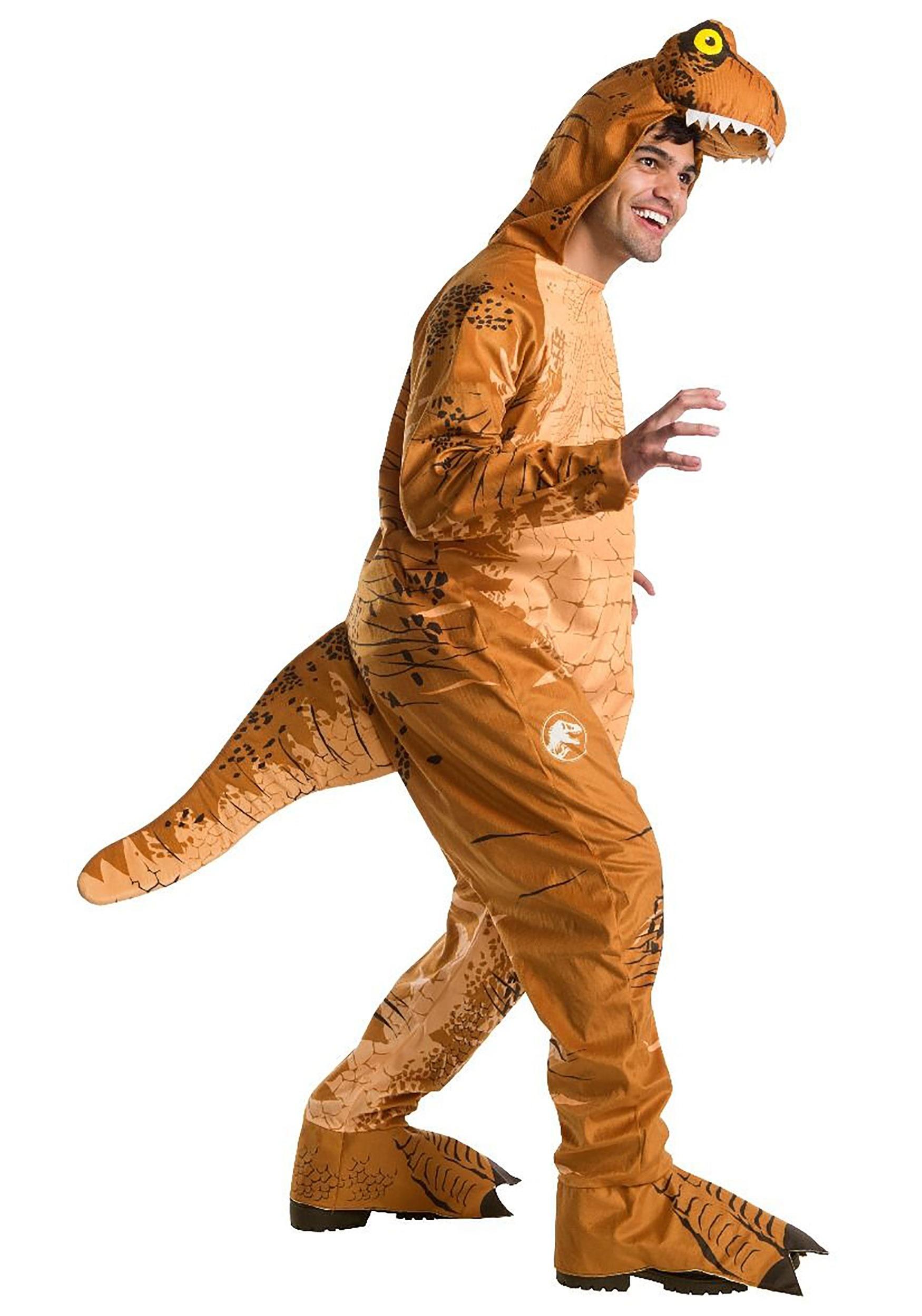 Adult Jurassic World T-Rex Costume