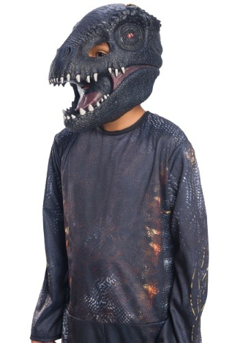 Jurassic World 2 Villain Dinosaur 3/4 Child Mask