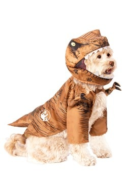 Pet Jurassic World 2 T-Rex Costume Update 1