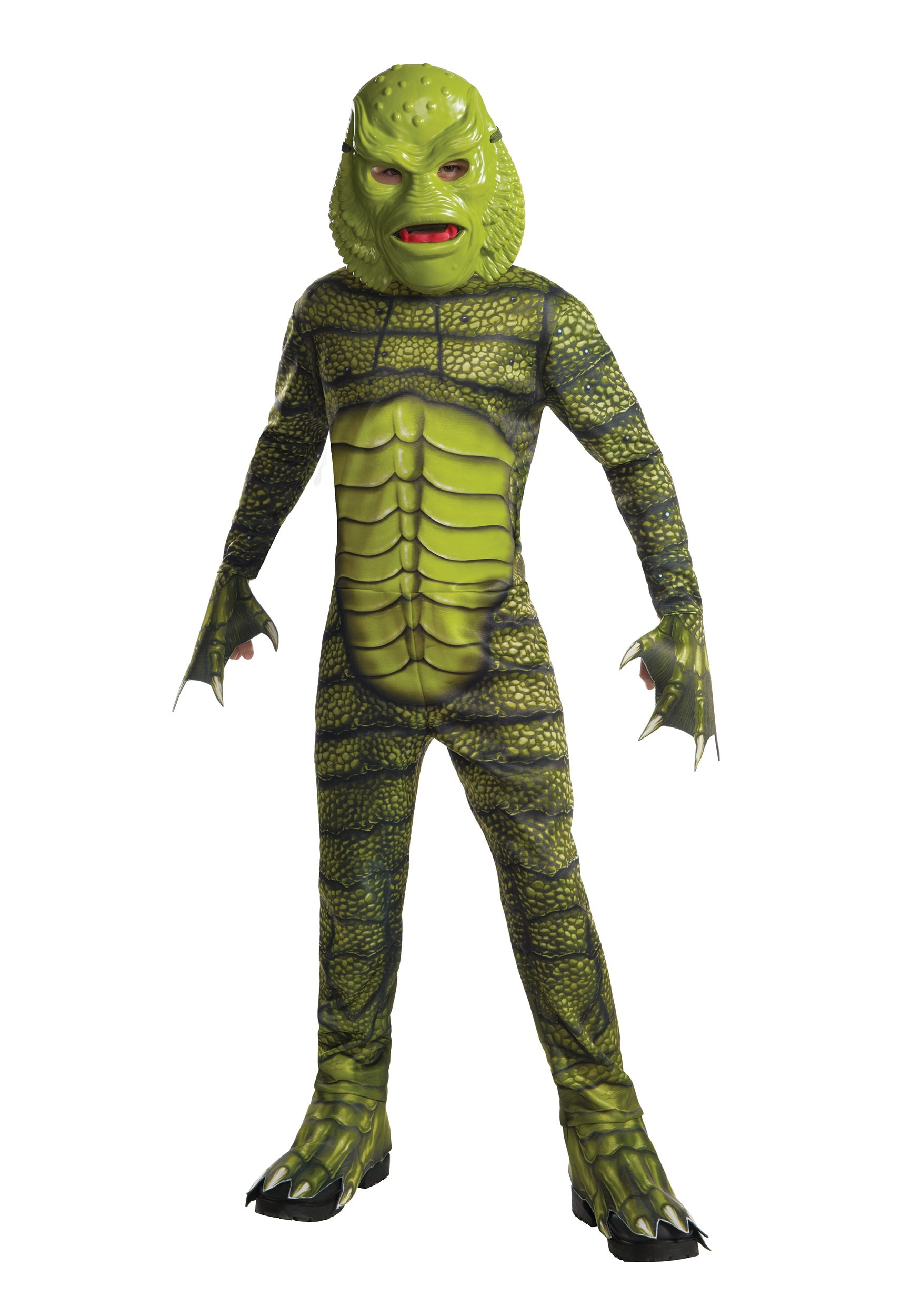 Child Creature From The Black Lagoon Costume RU640462