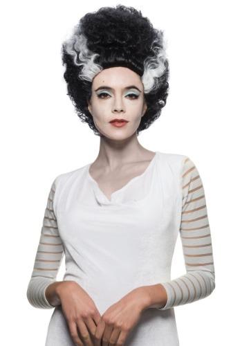 Bride of Frankenstein Wig Child/Adult