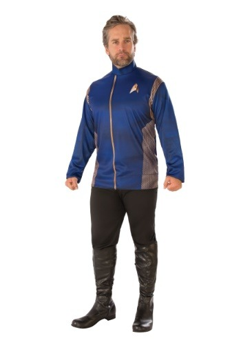 Adult Star Trek Discovery Command Uniform Costume
