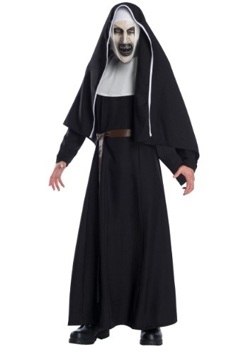 Adult Deluxe The Nun Costume