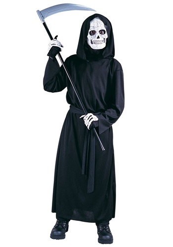 Kids Reaper Costume By: Fun World for the 2015 Costume season.