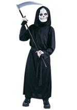 Kids Reaper Costume