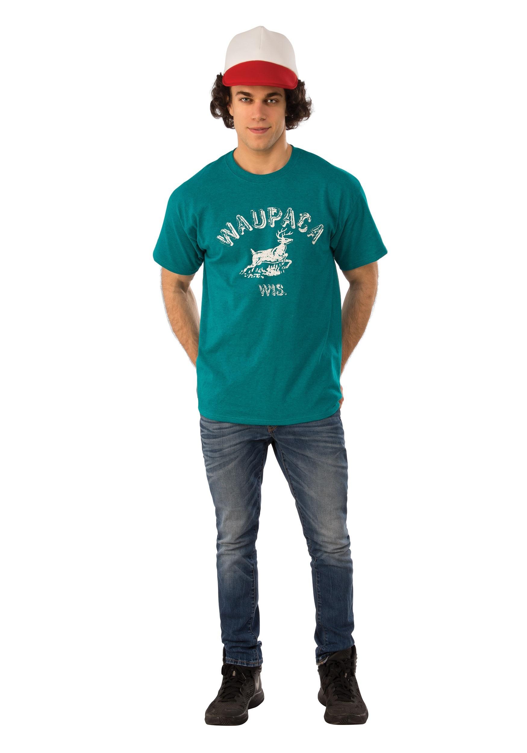 e0ef2b3f Stranger Things Dustin T Shirt Uk