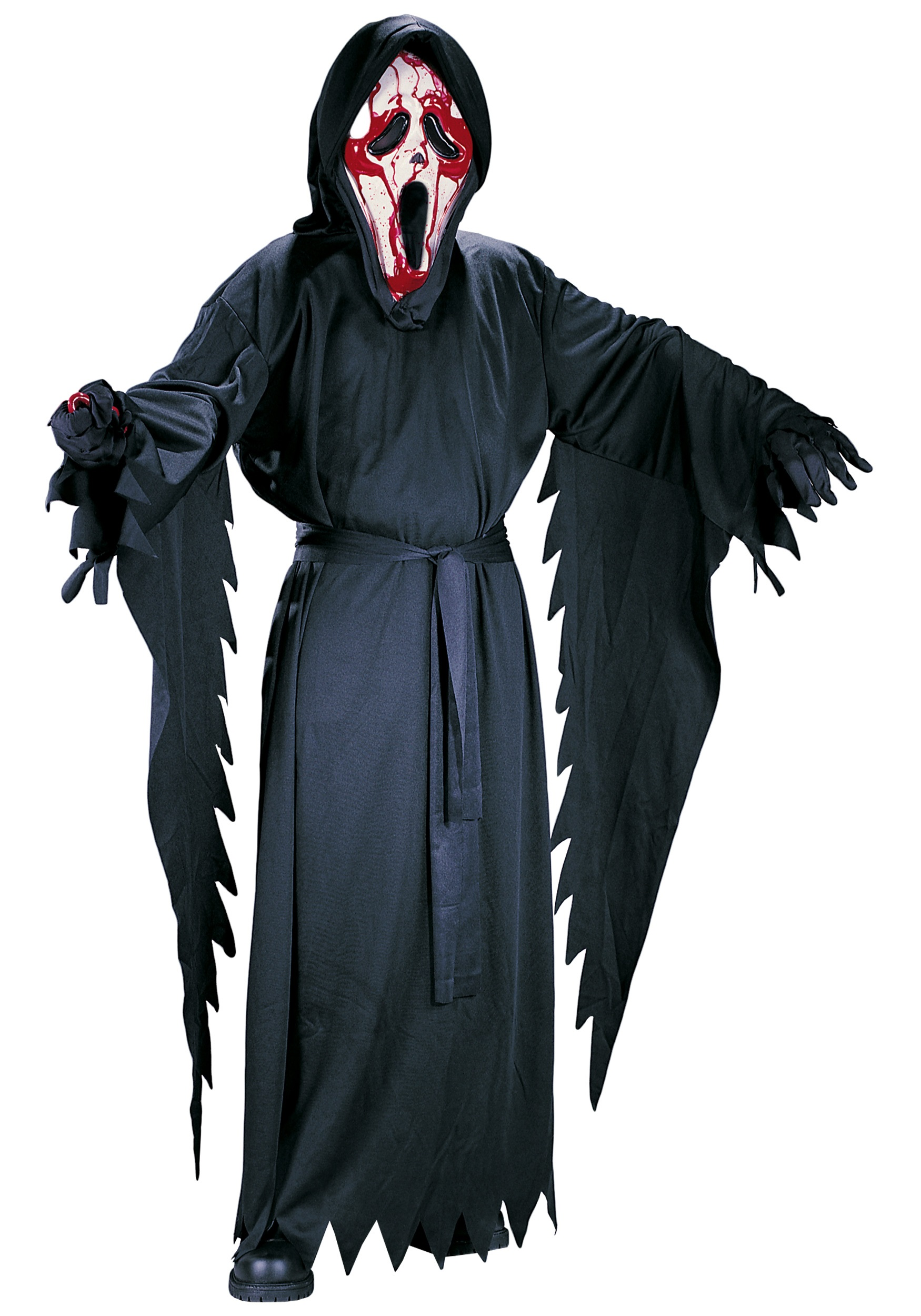 Ghost Costumes - Adult, Kids Ghost Halloween Costume