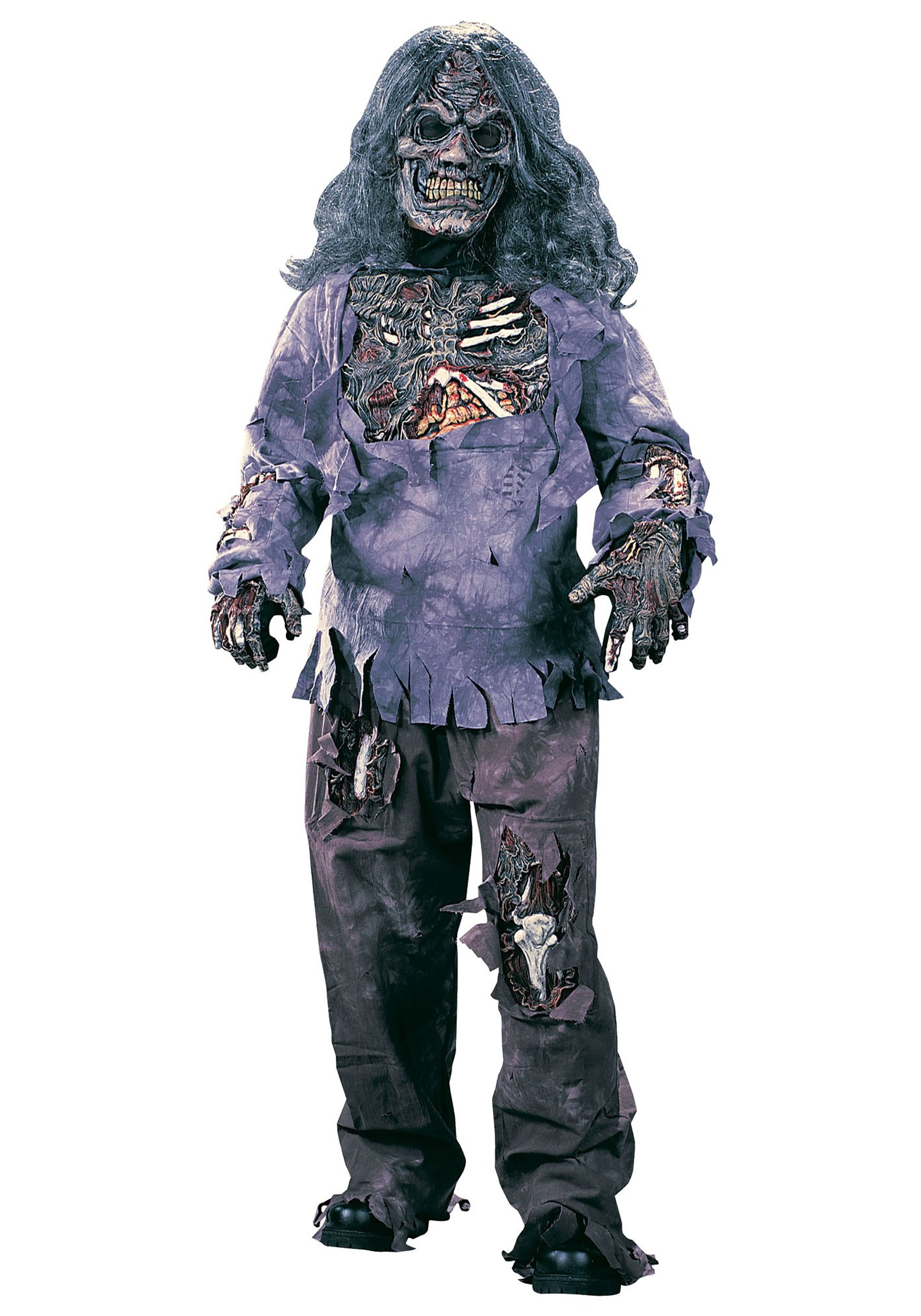 Kids Halloween Costumes Boys Child Zombie Halloween Costume