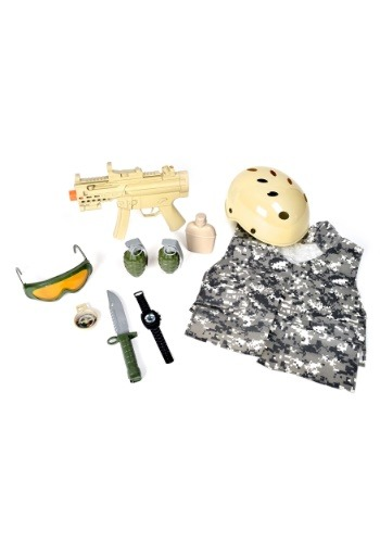 Click Here to buy Maxx Action Commando Series Special Forces Playset from HalloweenCostumes, CDN Funds