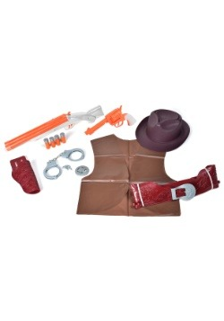 Maxx Action Western Series Blaze Wild West Deluxe Playset