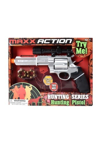 Maxx Action Hunting Series Pistol with Scope SND10838