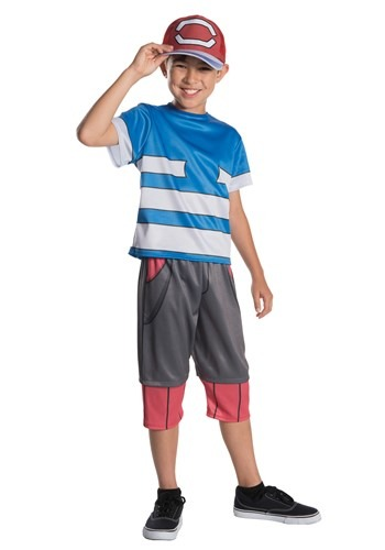 Child Pokemon Ash Costume Main Update