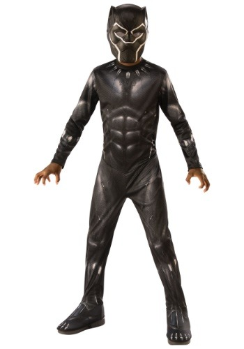 Child Black Panther Costume