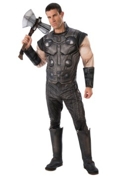 Marvel Infinity War Adult Deluxe Thor Costume
