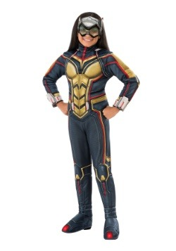 Ant Man and the Wasp Girls Wasp Costume