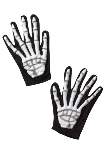 Adult Skeleton Gloves By: Fun World for the 2015 Costume season.