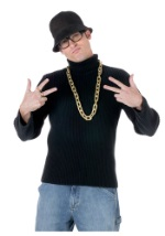 Old School Rapper Costume Kit