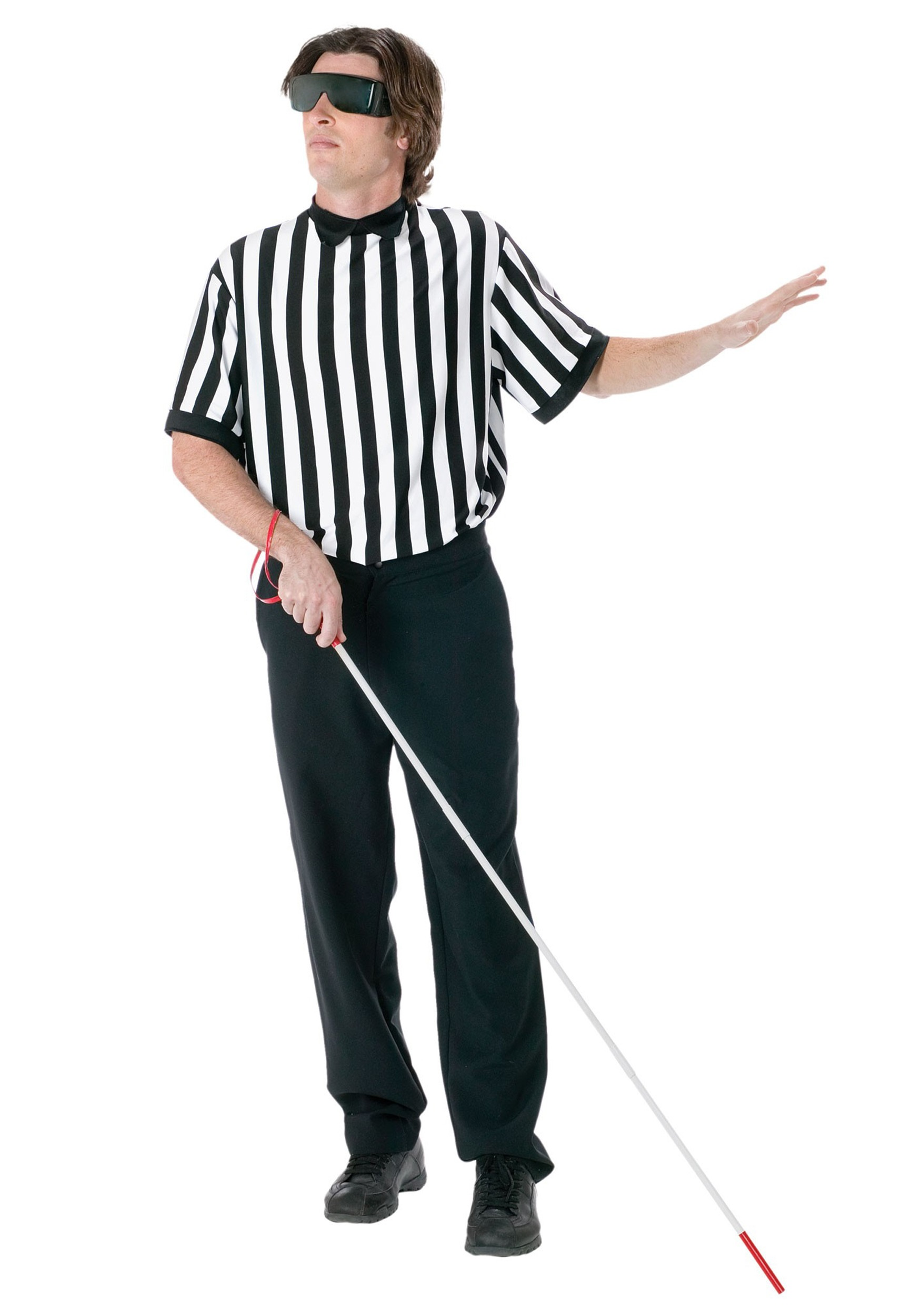 sc 1 st  Halloween Costumes & Blind Referee Costume