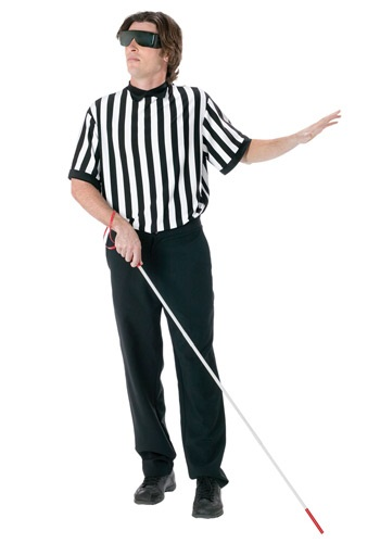 Blind Referee Costume