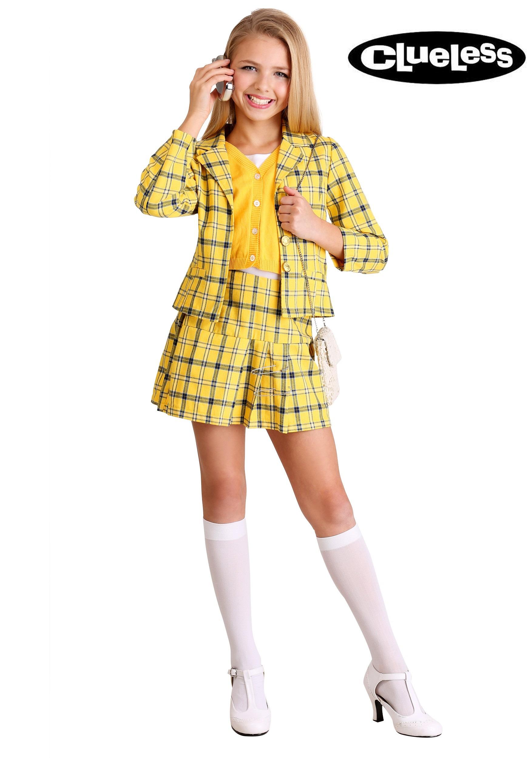 Clueless Cher Girl S Costume