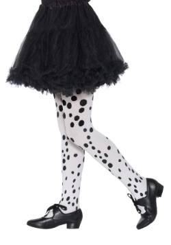 Child Dalmatian Tights