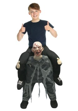 Child Zombie Piggyback Costume