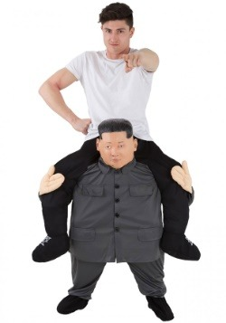 Adult KJU Piggyback Costume Update Main