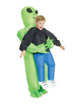 Child Inflatable Alien Pick Me Up Costume