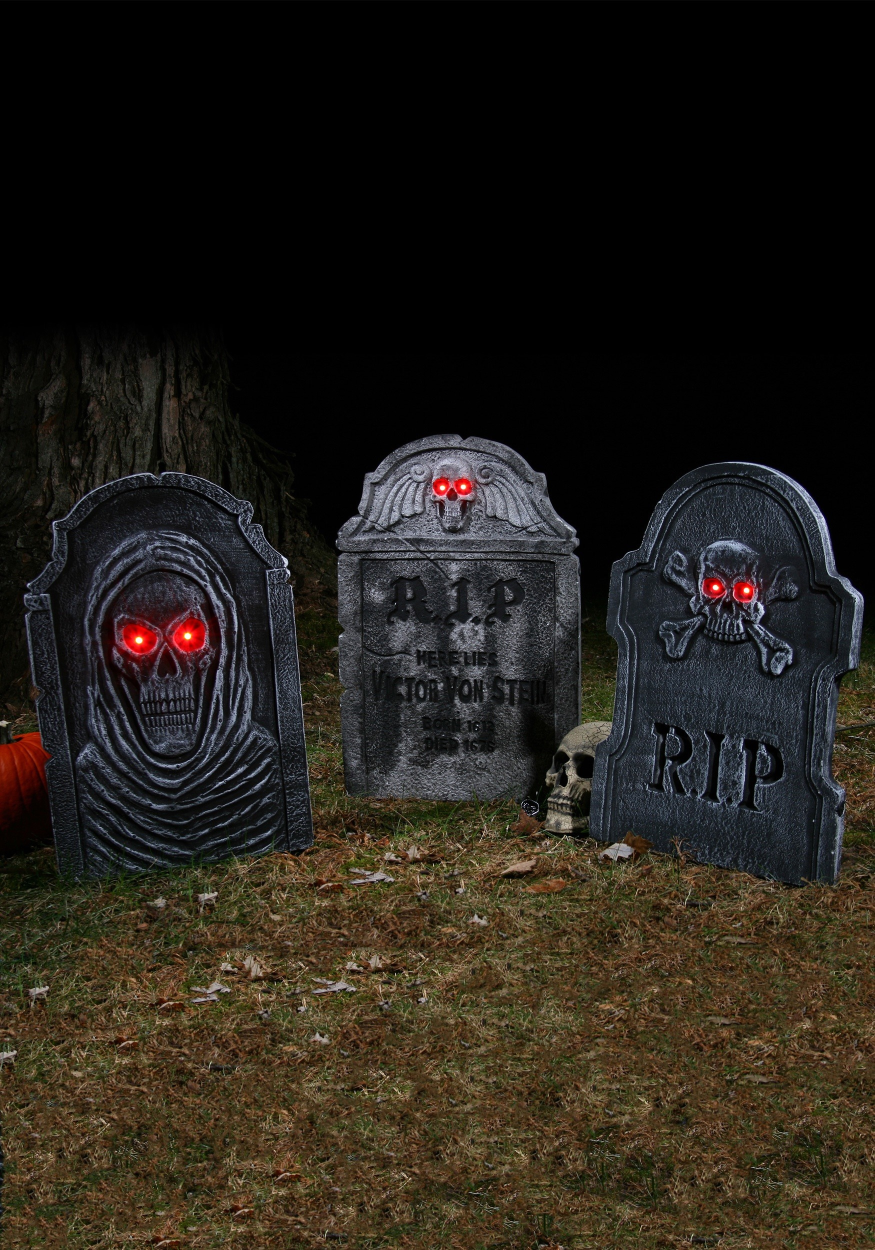 Best Tombstones - Halloween Tombstones CV57