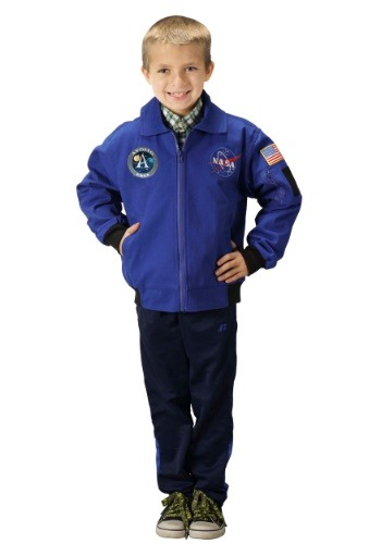 NASA Apollo 11 Kids Flight Jacket