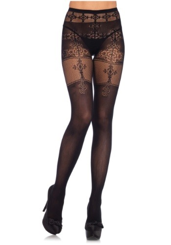 Women's Celtic Cross Tights