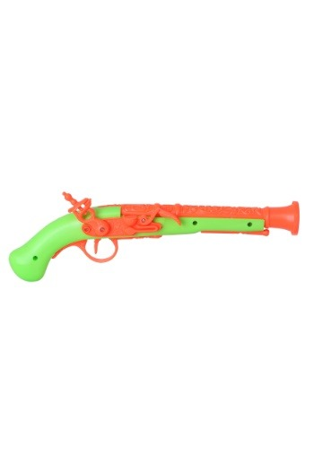 Orange/Green Pirate Pistol