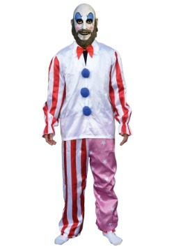Adult Captain Spaulding Costume