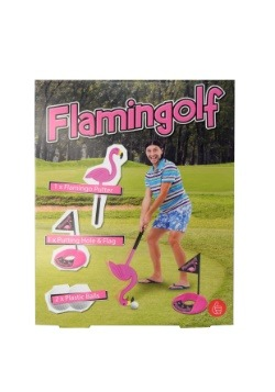 Flamingolf Flamingo Golf Club Set