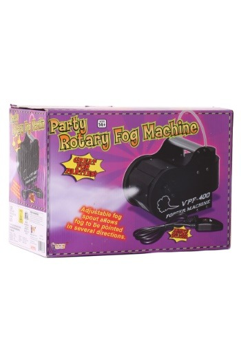 Rotary Fog Machine1