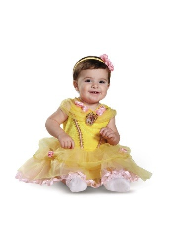 Click Here to buy Belle Costume for Baby from HalloweenCostumes, CDN Funds