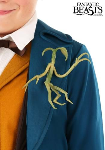 Fantastic Beasts Pickett Bowtruckle Pin Accessory Update