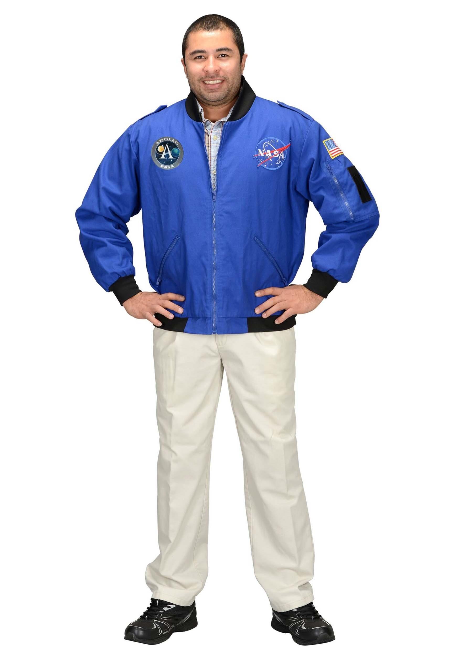 nasa apollo flight jacket - photo #16